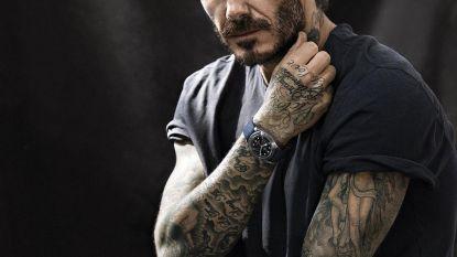 David Beckham wordt nieuwe Britse mode-ambassadeur