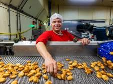 Johan werkt in de grootste poffertjesfabriek van Europa (en móet ieder half uur proeven)