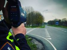 Snelheidsduivel gaat op de bon in Zwijndrecht
