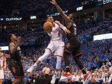 Weer toptransfer in NBA: Westbrook naar Houston<br>