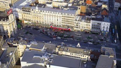 Onbekende vrouw dood aangetroffen in werftoilet Brussel