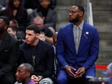 Zonder James verliest Lakers opnieuw