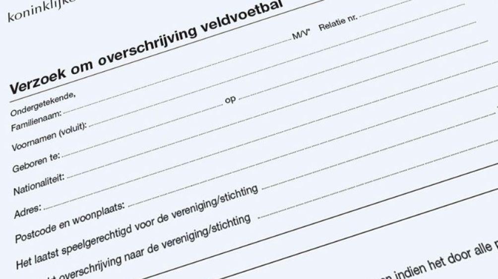 Transferoverzicht   Wie speelt volgend seizoen waar in het West-Brabantse amateurvoetbal?