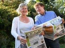 Duizend keer Reeshofjournaal: hoe de wijkkrant het Reeshofpark opfleurde