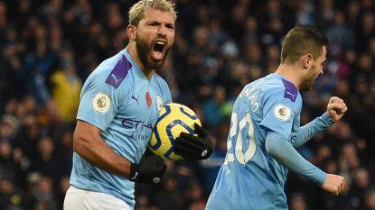 City niet zonder moeite voorbij Southampton, Manchester United lijdt opnieuw schipbreuk