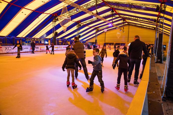 De Winterfeesten in Reusel-De Mierden.