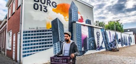 Wegens succes verlengd: muurschilderingenexperiment in Tilburg moet nog twee jaar blijven