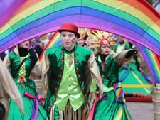 De Maas en Waalse carnavalsreut weer groots