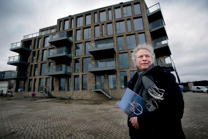 Het pand is precies zo geworden als architect Hendrik Jan Groeneweg had bedacht.