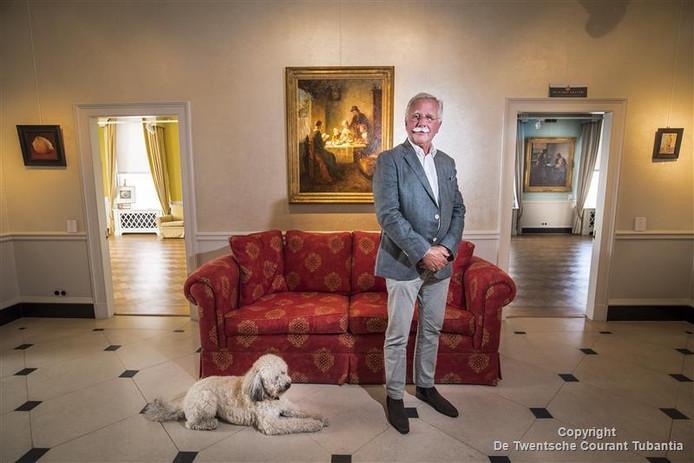 Jan Starke: kunstliefhebber, -verzamelaar en handelaar.