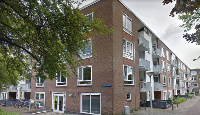 De Pieter Steynstraat in Zwolle