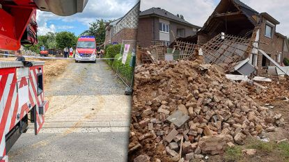 """Huis stort volledig in tijdens werken, aannemer (77) overlijdt ter plekke: """"Het zou zijn laatste werk worden voor ons pensioen"""""""
