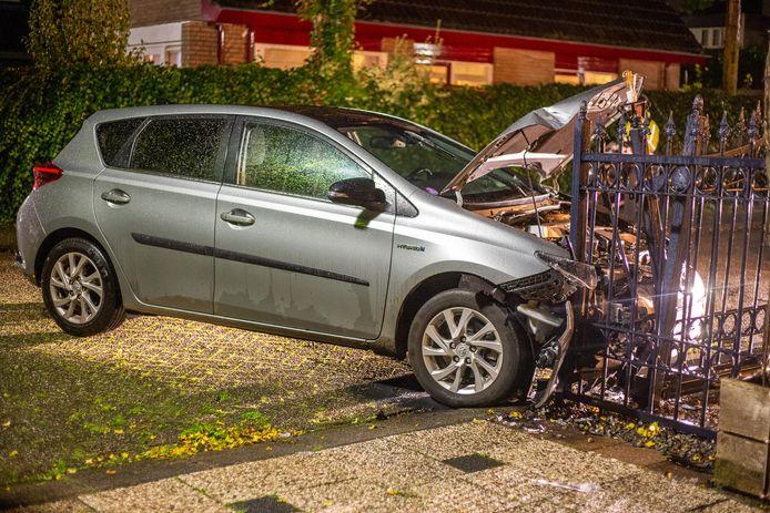 Het ongeval had plaats in Vinkeveen