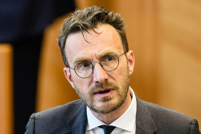 Le ministre bruxellois Pascal Smet.