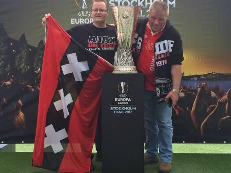 Verdrietige én trotse Ajax-fans uit regio verlaten Stockholm: We hadden dit nooit willen missen