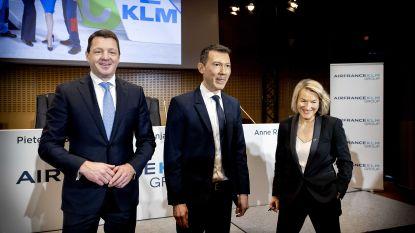 """Franse topman Air France-KLM heeft """"recht"""" op bonus, terwijl vliegmaatschappij miljarden overheidssteun vraagt"""