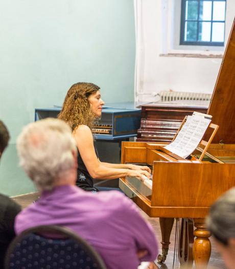 Intieme pianoklanken in Muziek Museum: 'Don't stop!'