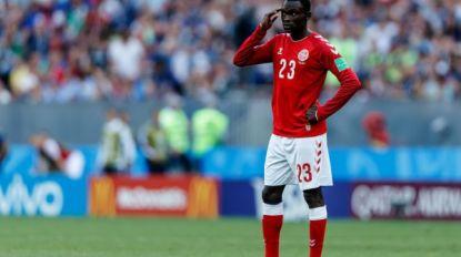 Deense voetballer raadpleegt mailbox niet (en dat komt hem duur te staan)