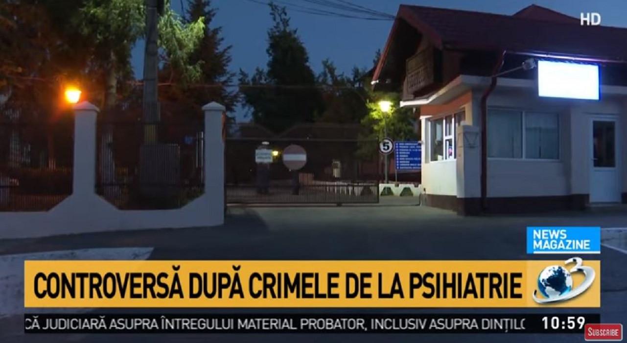 Het drama vond plaats in de psychiatrische instelling in Săpoca, zo'n 50 kilometer ten noordoosten van Boekarest.