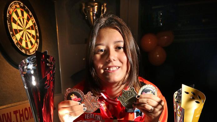 Layla Brussel: 'Nooit verwacht eerste te worden.'