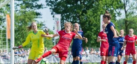 FC Twente Vrouwen sticht meeste gevaar, maar goals blijven uit