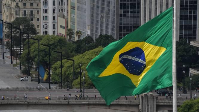 Meer dan 35 doden bij zwaar busongeval in Brazilië
