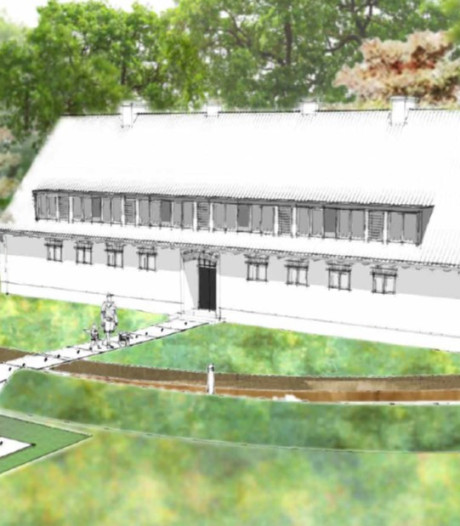 Zorgen om monumentaal complex asielzoekerscentrum Gilze