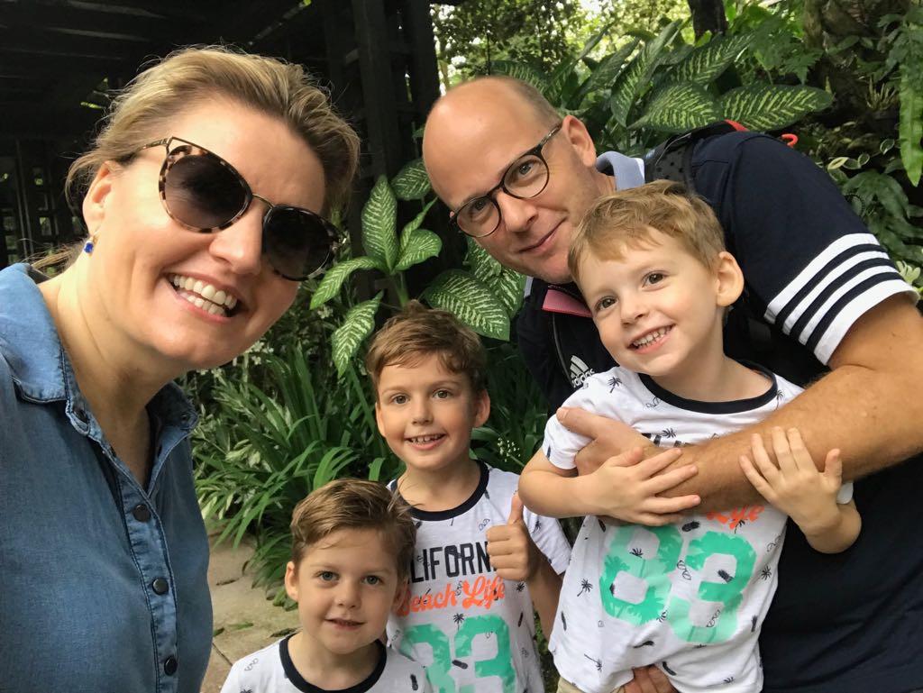 Familie van Niek Druijff