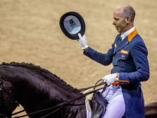 Hans Peter Minderhoud uit Westkapelle mag naar EK dressuur in Rotterdam