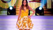 Eredame Miss België Julie Boone veilt galajurk voor Sea Life