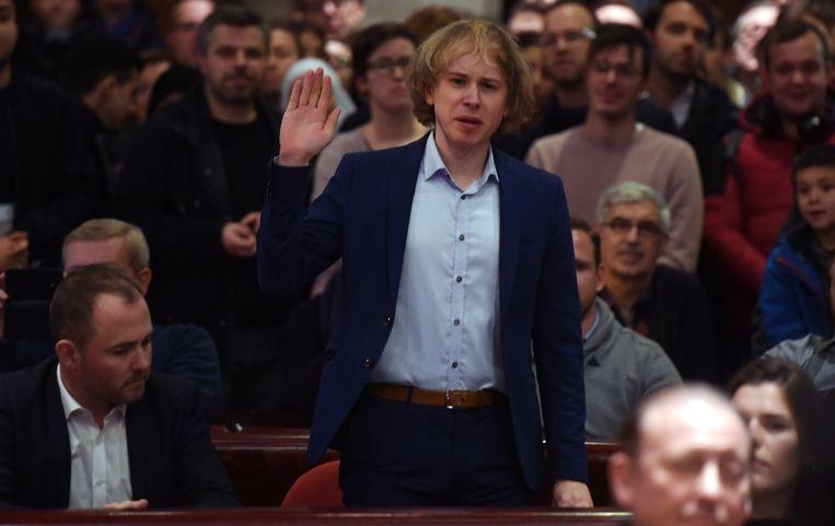 Thomas Van Oppens (Groen) hoopt dat andere gemeenten het Leuvense voorbeeld zullen volgen.