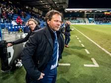 Henk de Jong: 'Terecht dat we met vijf verdedigers spelen'