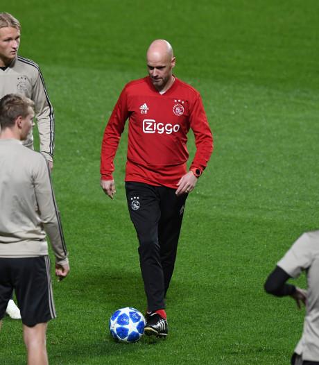 Ten Hag: uitstekende cijfers als coach in Europa