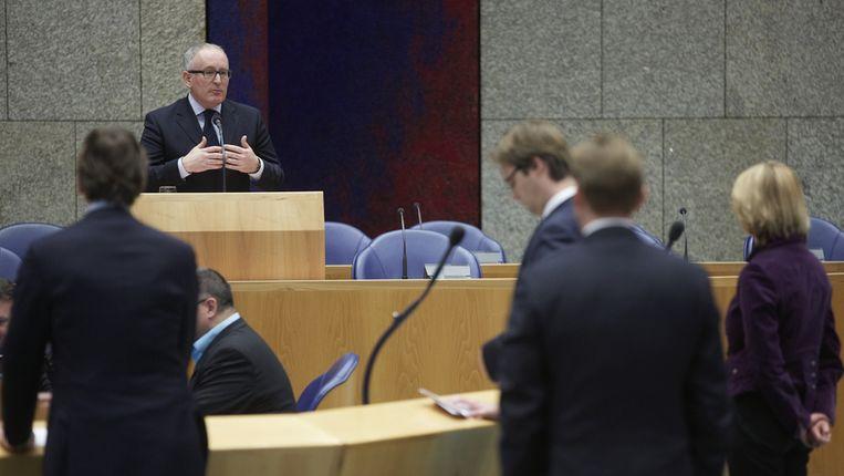 Kamer stemt voor einde benelux parlement trouw - Kamer van water m ...