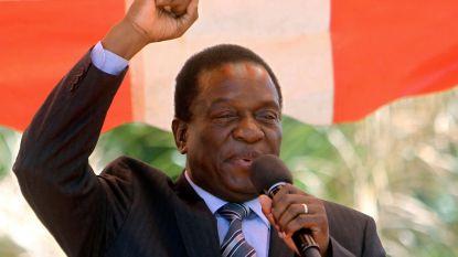 Zimbabwe krijgt vandaag al nieuwe president