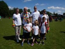 Drie generaties van de familie lopen mee in Veluwe Wandeltocht: 'Sinds mijn vijfde wandel ik mee'