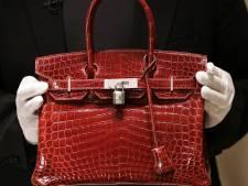 Sac en croco: Hermès promet des sanctions