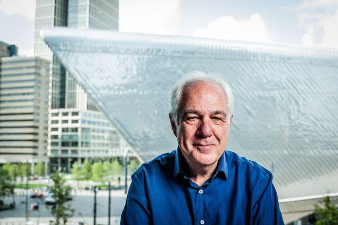 Directeur Johan Moerman van Rotterdam Festivals: ,,We kónden niet verliezen van Maastricht.''