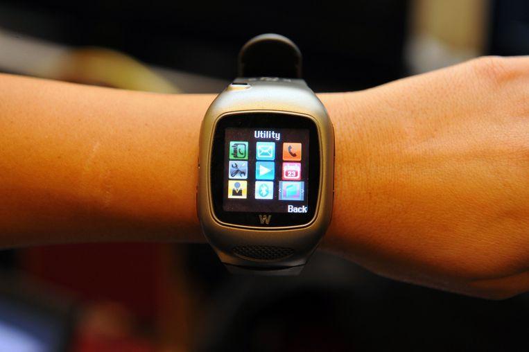 Van smartphones tot slimme horloges, wereldwijd draaien er 3 miljard apparaten op bluetooth. Beeld ANP