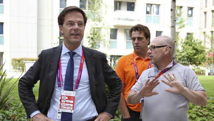 Premier Rutte (links) ziet het al helemaal zitten, nu de rest van Nederland nog.