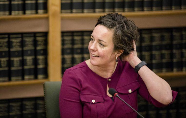 Staatssecretaris Tamara van Ark. Beeld anp