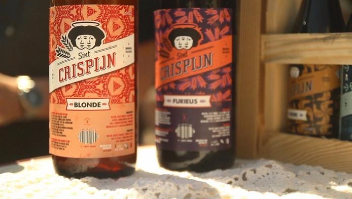 Bier van Sint Crispijn.