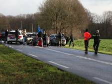 Politie lost schot bij wilde achtervolging door Duitsland en houdt drie personen aan bij Wehl