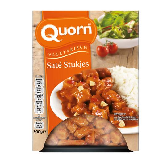 Vleesvervanger Quorn profiteert van populariteit flexitarisme