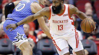 VIDEO. Oklahoma City roept Milwaukee halt toe in de NBA, Harden schittert andermaal bij Houston