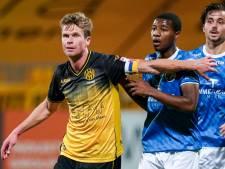 Gehavend FC Den Bosch pakt punt bij Roda JC, Go Ahead niet langs Excelsior