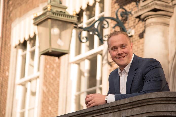 Thierry Aartsen, lijsttrekker VVD