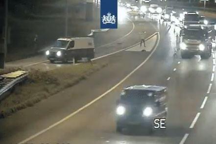Videostill van Rijkswaterstaat Verkeersinformatie