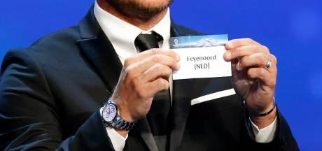 Dit zijn de mogelijke tegenstanders van Feyenoord, PSV, Utrecht en AZ in de Europa League