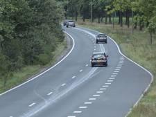Verf op de A50 van Eindhoven naar Son